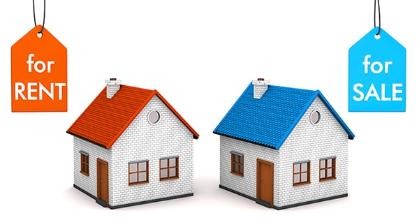 Renting vs. Buying a Property